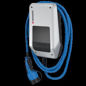 Ladestation Mennekes Amtron Compact 11kW – Flex Precision Plastics Solutions (Switzerland) AG